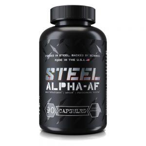 Steel Alpha AF