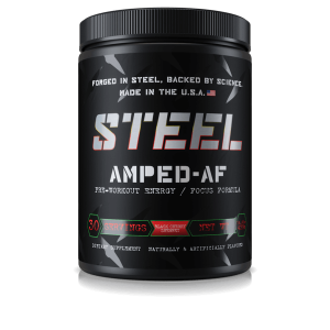 Amped AF by Steel Supplements