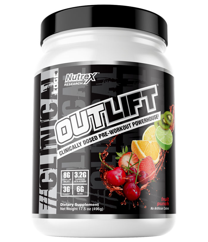 OUTLIFT Pre Workout Review: Does It Really Work?