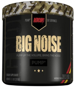 Redcon1 Big Noise Review