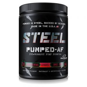 Steel Pumped AF Review
