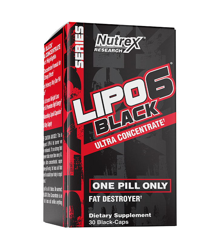 LIPO 6 Black Fat Burner Review: Will It Shred Down Body-Fat?