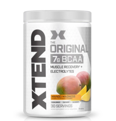 Scivation Xtend BCAA Review: Ingredients, Studies, Comparison