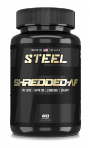 Shredded AF Fat burner