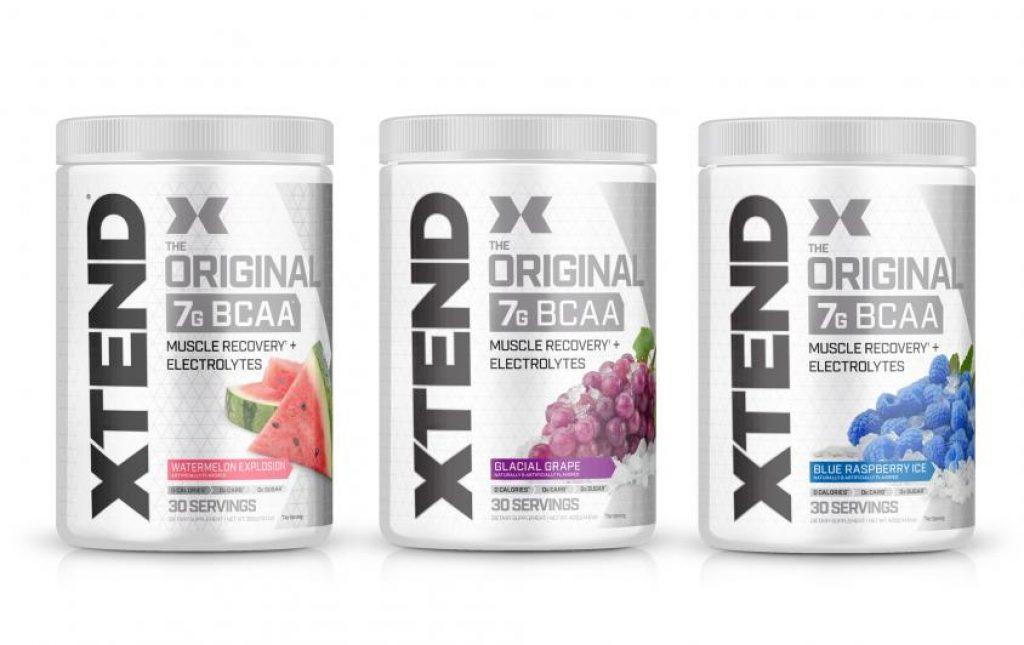 Xtend BCAA Original Flavors