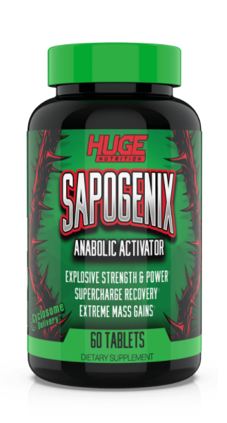 Sapogenix Review – The Most Powerful Natural Muscle Builder?