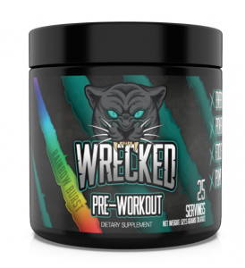 Best DMAA Preworkout Alternative - Wrecked