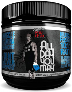 Best intra workout supplement - All day you may