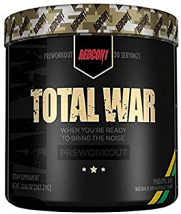 DMAA Pre Workout Alternative - Total War