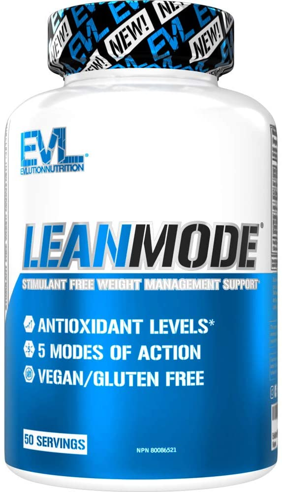 EVL LeanMode Review: Does This Stim-Free Fat Burner Work?