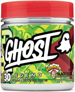 Ghost Legend pre workout review