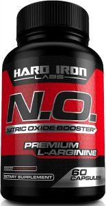 Hard Iron NO Booster Supplement