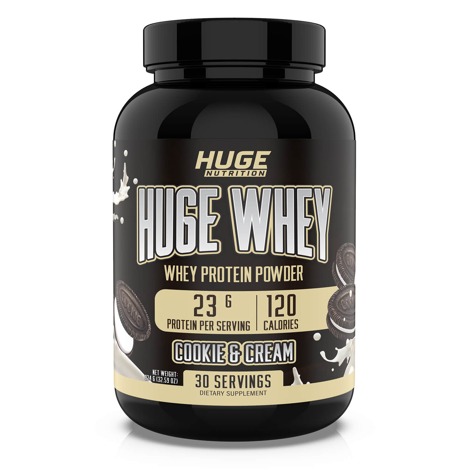 Huge Nutrition Drops A New Whey Protein Product