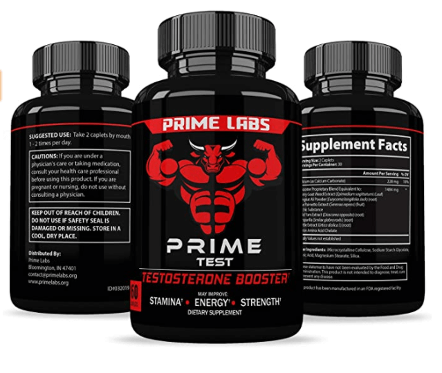 Prime Labs Prime Test Review: Mind-Blowing 30-Day Experience