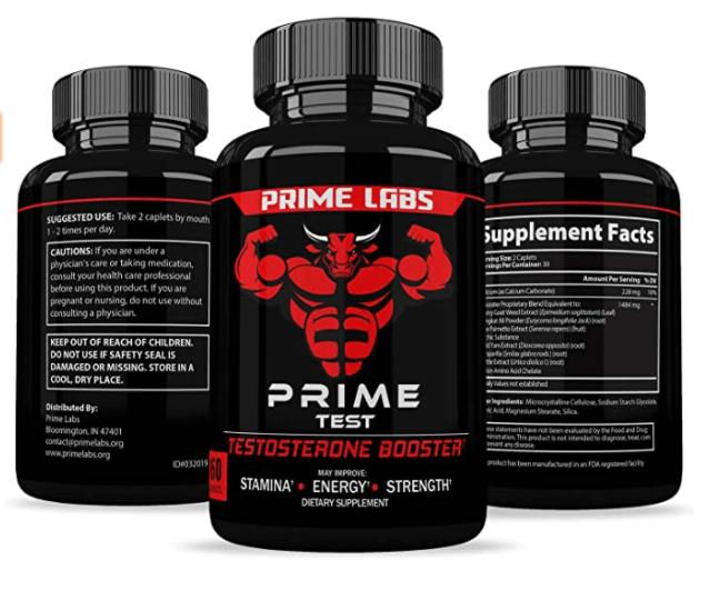 Prime Test Prime Labs Review