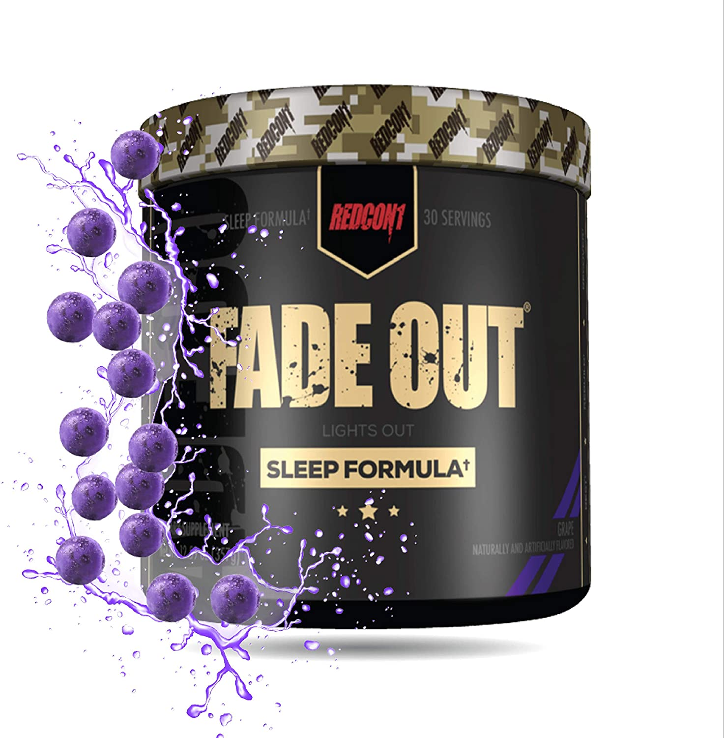 Redcon1 Fade Out Sleep Formula Review: Can It Improve Sleep?