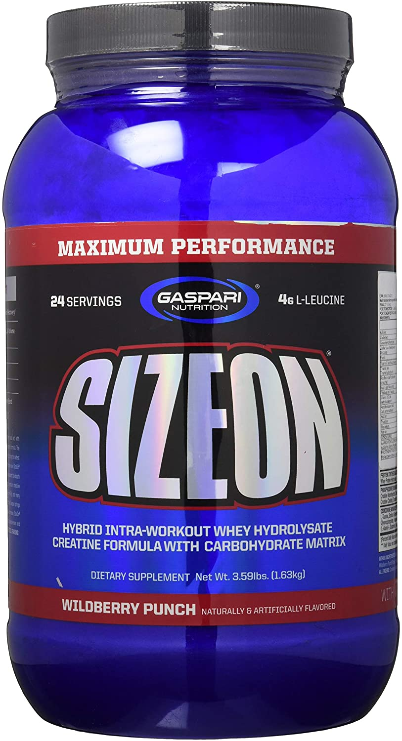 SizeOn Review: Does This Intra-Workout Build Size & Strength?