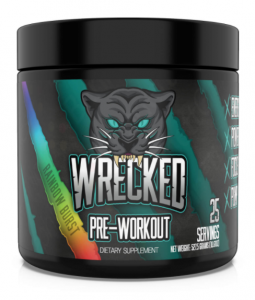 Wrecked pre workout review
