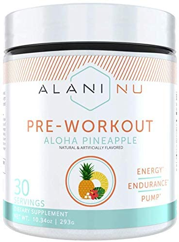 Alani Nu Pre-Workout Review: Effects, Ingredients & Results