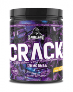 Crack pre workout review