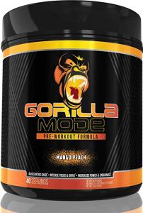 Gorilla mode pre workout