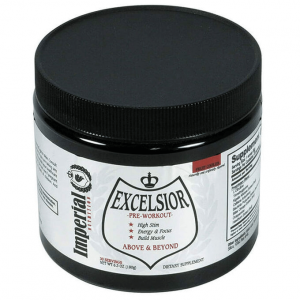 Excelsior pre workout review