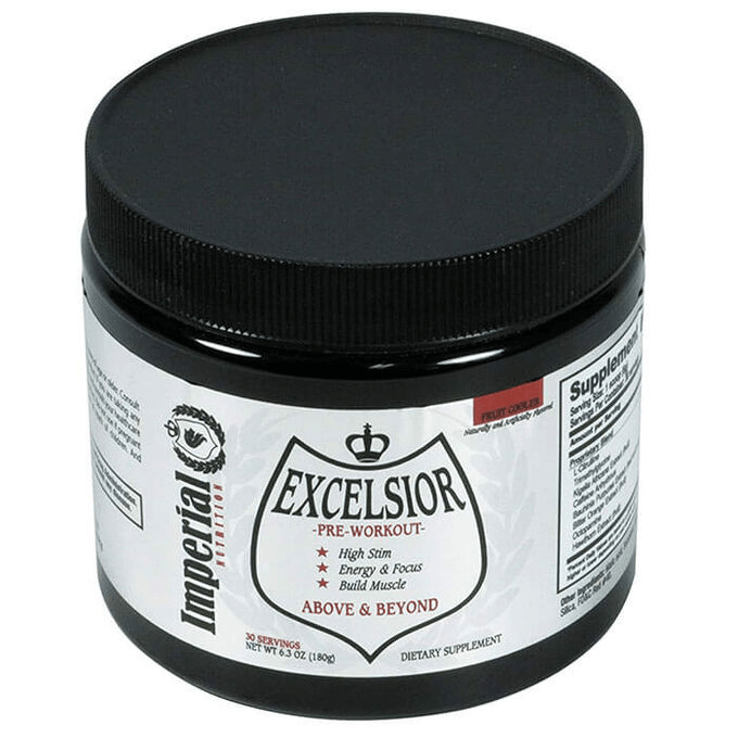 Excelsior Pre Workout Review: Must Read Before Buying (WARNING)