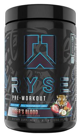 RYSE Blackout Pre Workout Review: Effects & Formula Breakdown