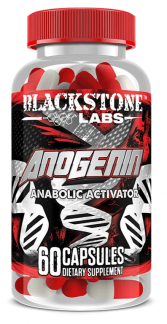 Blackstone Labs Anogenin Review: Powerful Muscle-Builder?
