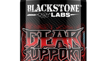 Blackstone Labs Gear Support Review: Does It Actually Work?