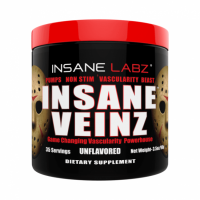Insane Veinz Pump Pre Workout Review: Is It Worth Trying?