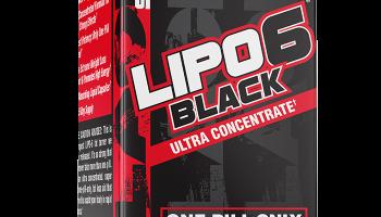 LIPO 6 Black Fat Burner Review: Will It Shred Down Body-Fat?