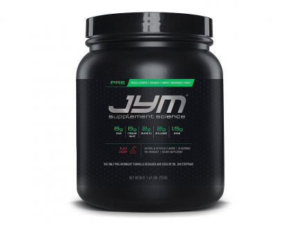 Pre JYM Pre Workout Review: Worth The Money?
