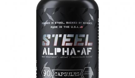 Steel Alpha AF: Shocking NEW PCT Supplement?