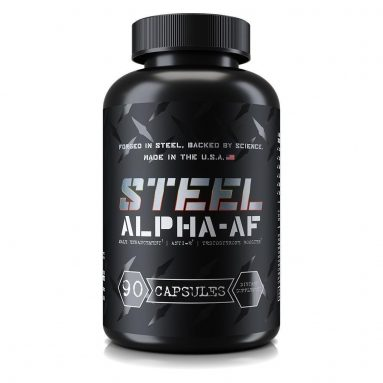 Steel Alpha AF: Shocking NEW PCT Supplement?
