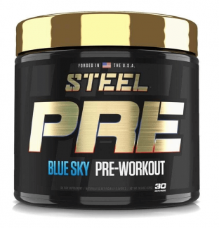 Steel Pre Workout Review: Will 1 Scoop Boost Energy & Focus?