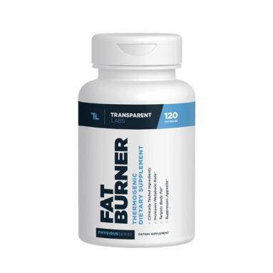 Transparent Labs Fat Burner Review